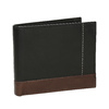 Men's leather wallet, black , 944-6149 - 13