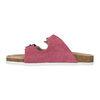 Children's pink slippers de-fonseca, pink , 373-5600 - 26