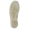 Leather sneakers weinbrenner, brown , 546-4238 - 26