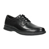 Men's leather shoes rockport, black , 824-6112 - 13