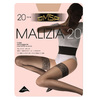 Ladies' thigh-high stockings, beige , 919-8403 - 13