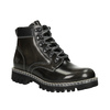 Ladies' leather  winter boots weinbrenner, green, 596-7634 - 13