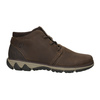 Men's leather ankle boots merrell, brown , 806-4842 - 15