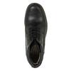 Men´s winter footwear bata, black , 896-6640 - 19