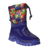 Children's insulated winter boots mini-b, blue , 292-9201 - 13