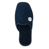 Men's slippers bata, blue , 879-9609 - 17