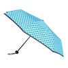 Blue umbrella with dots bata, blue , 909-9601 - 13