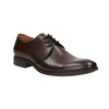 Brown leather shoes bata, brown , 824-4754 - 13