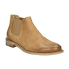 Leather Chelsea Boots bata, brown , 594-3432 - 13