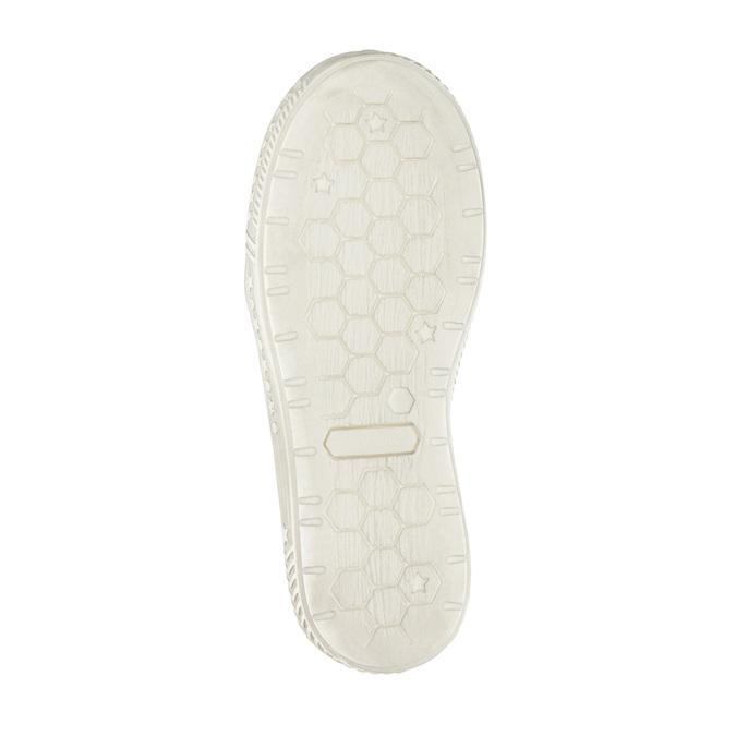 Children's sneakers with Velcro fasteners mini-b, gray , 411-2604 - 26