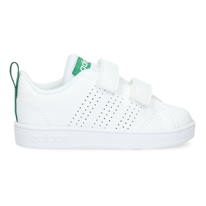 Children's Adidas sneakers adidas, white , 101-1233 - 19