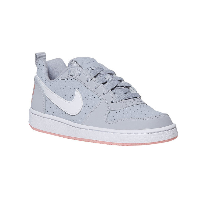 Children's sneakers nike, gray , 401-2333 - 13