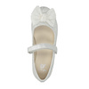 Children´s ballerina shoes with a ribbon mini-b, white , 321-1247 - 19