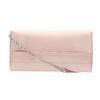 Pink envelope handbag for ladies bata, pink , 961-5685 - 19