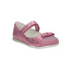 Pink ballet pumps with strap across instep mini-b, pink , 221-5179 - 13