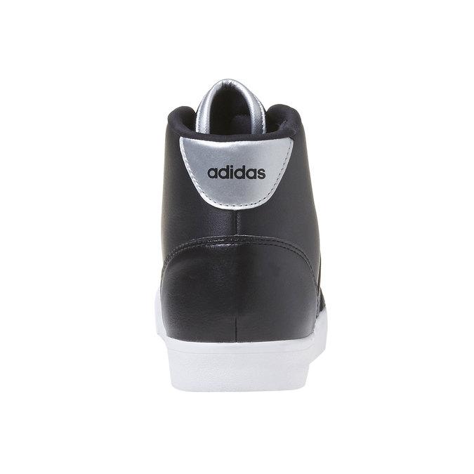 Ladies' ankle sneakers adidas, black , 501-6975 - 17