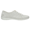 Ladies' casual leather shoes weinbrenner, gray , 546-1602 - 15