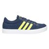 Boys' blue sneakers adidas, blue , 489-8119 - 15