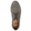 Leather ankle boots bugatti, gray , 846-2635 - 19