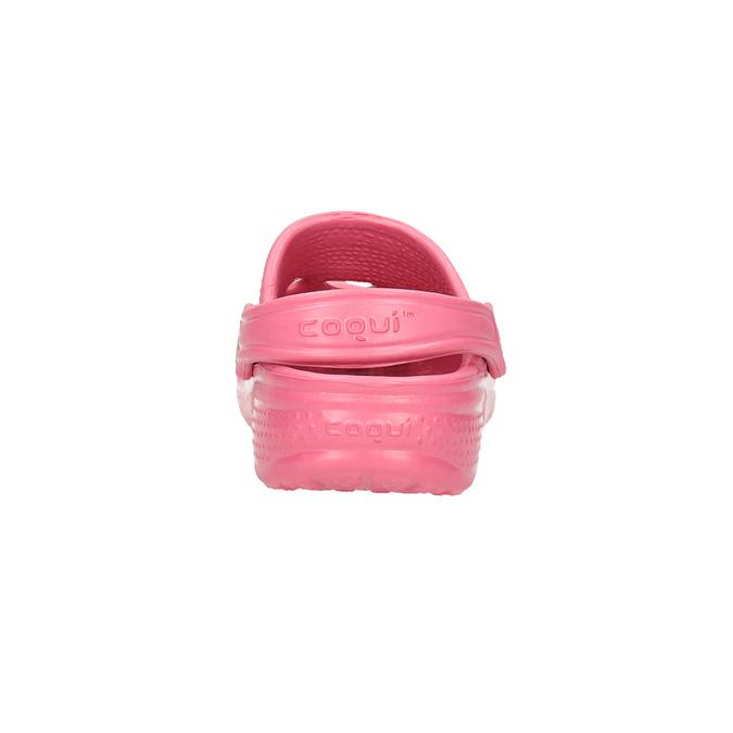 Children's sandals coqui, pink , 372-5605 - 17
