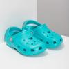 Children's turquoise sandals coqui, turquoise, 372-9605 - 26