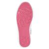 Girls' patterned slip-ons mini-b, pink , 329-5611 - 26