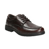 Men's casual shoes with stitching, brown , 824-4987 - 13
