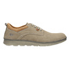 Men's leather shoes weinbrenner, beige , 846-8655 - 26