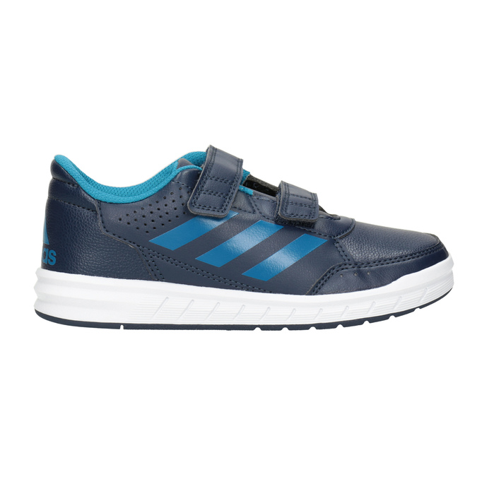Children's Blue Sneakers adidas, blue , 301-9197 - 26