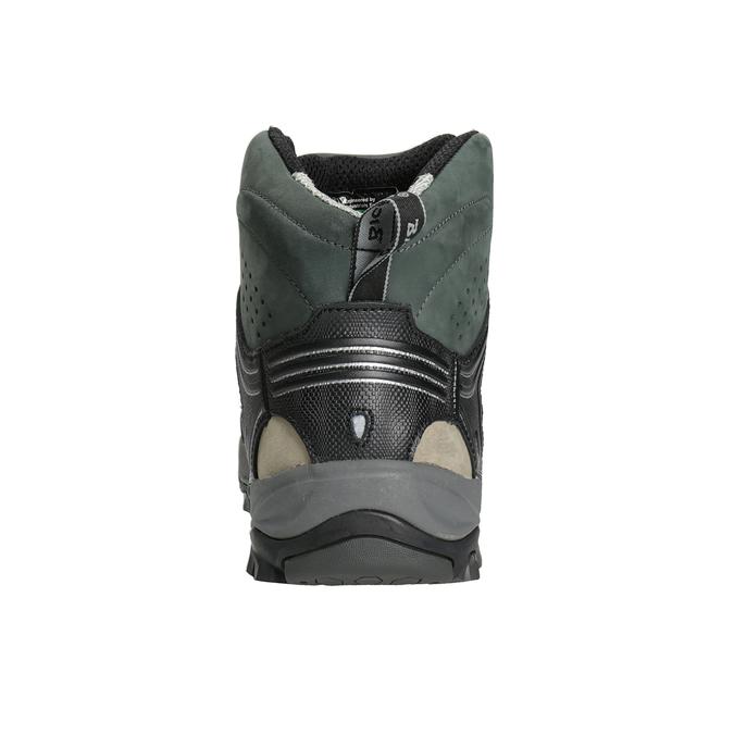 Men's Bickz 202 work shoes bata-industrials, gray , 846-6613 - 16