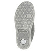 Children's studded leather sneakers mini-b, gray , 323-2173 - 19