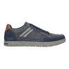 Men's casual sneakers north-star, blue , 841-9607 - 15