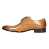 Men's leather Ombré shoes bata, brown , 824-3233 - 26