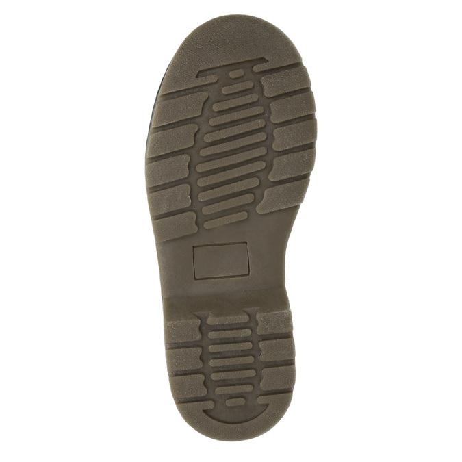 Children's Ankle Boots with Rhinestones mini-b, black , 321-6611 - 26