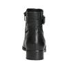 Embellished Leather Ankle Boots clarks, black , 614-6027 - 16