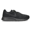 Ladies' black sneakers, black , 509-0157 - 19