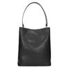 Black ladies Hobo handbag, black , 961-2173 - 26