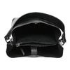Black ladies Hobo handbag, black , 961-2173 - 15