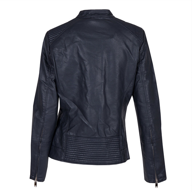 Ladies' Jacket with Quilting bata, blue , 971-9203 - 26