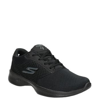 Black Ladies' Sneakers skechers, black , 509-6325 - 13
