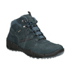 Outdoor-Style Leather Shoes weinbrenner, blue , 896-9671 - 13