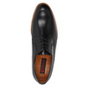 Men's leather shoes conhpol, black , 824-6991 - 15