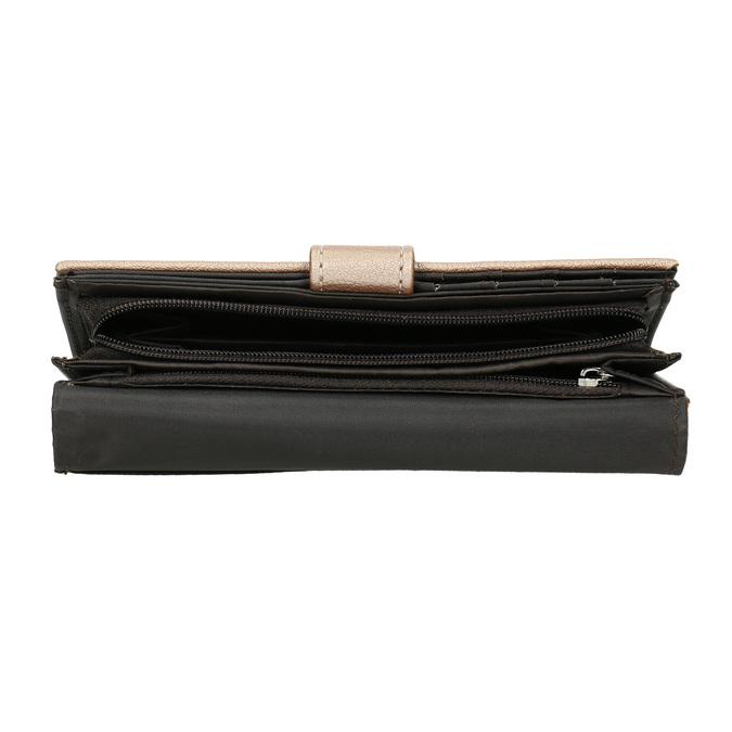 Ladies' purse with stitching bata, 941-5156 - 17