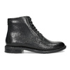 Ladies' Leather Ankle Boots vagabond, black , 524-6010 - 19