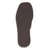 Men's slippers bata, brown , 879-4606 - 18